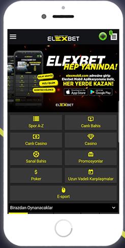 elexbet mobil